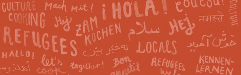 Viele Sprachen