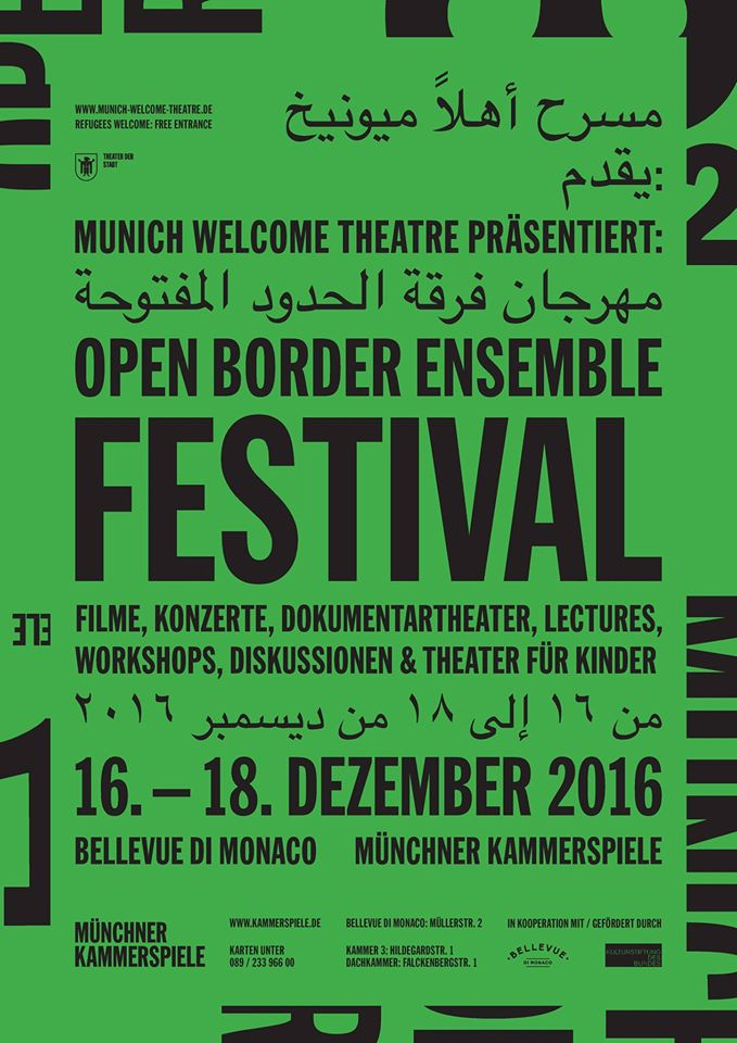 16.-18.12 – Open Border Ensemble Festival