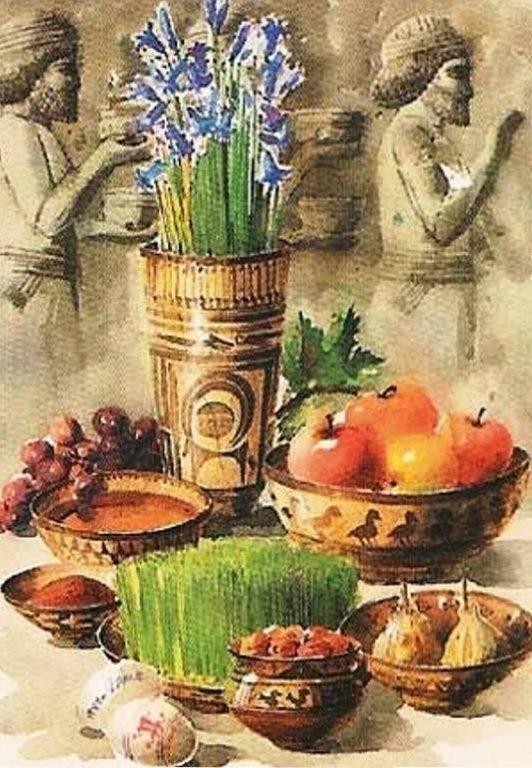 19.03.2017 – Wir feiern Nouruz: Iranisch / Afghanisches Neujahrsfest