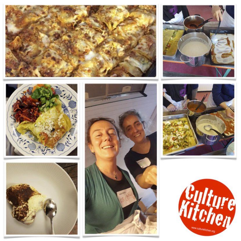 11.11.2018 Kochsonntag mit unseren afghanischen Freundinnen
