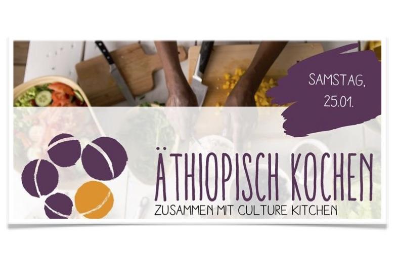 25.01.2020 – KochSonntag – Äthiopisch mit Über Den Tellerrand München